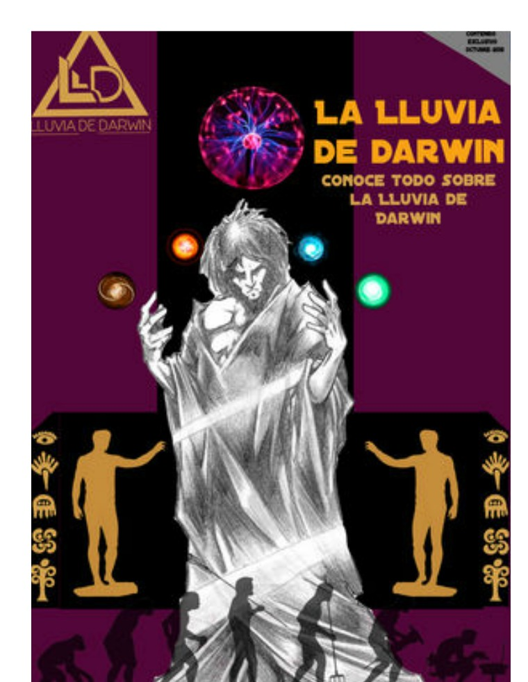 La lluvia de Darwin Introducción (1)