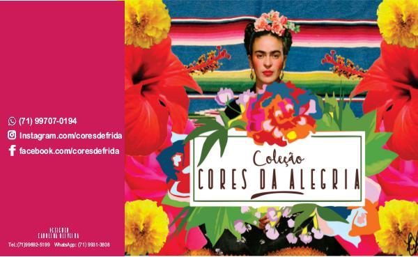 Cores de Frida CATALOGO
