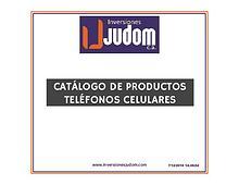 CATALOGO DIGITAL TELÉFONOS CELULARES INVERSIONES JUDOM, C.A.