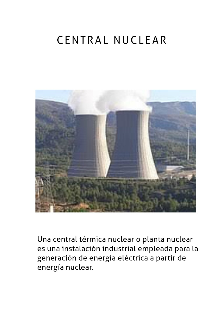 central nuclear CENTRAL NUCLEAR