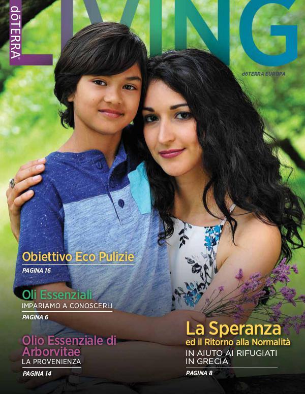 Living Magazine Italian Living Magazine 2017