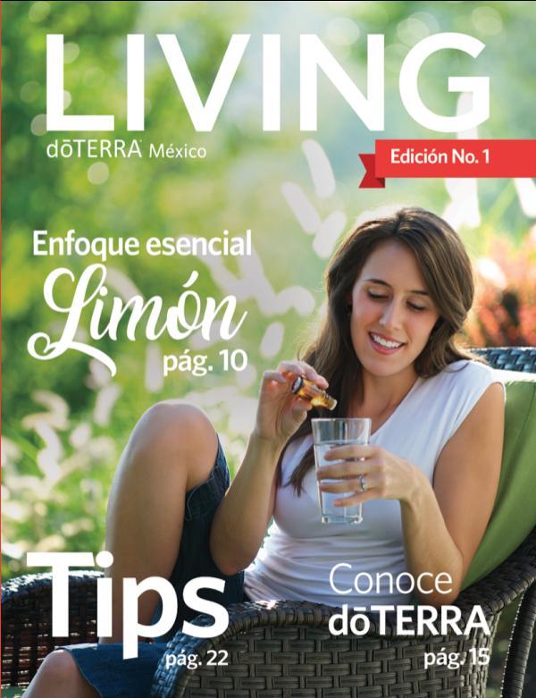 Living Magazine Mexico Living Edición No. 1
