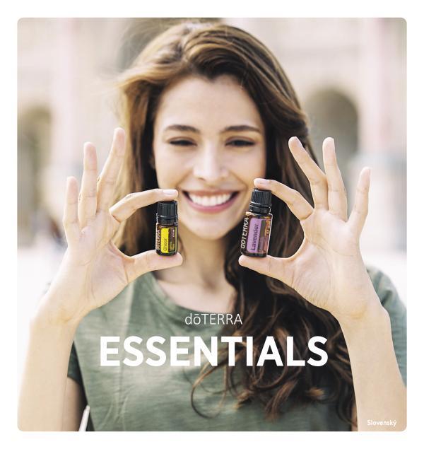 doTERRA Essentials 2018 Essentials SK