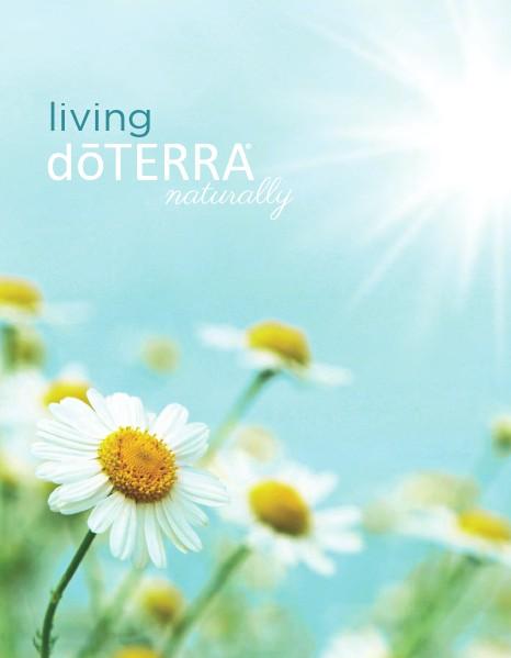 dōTERRA University Living brochure v2