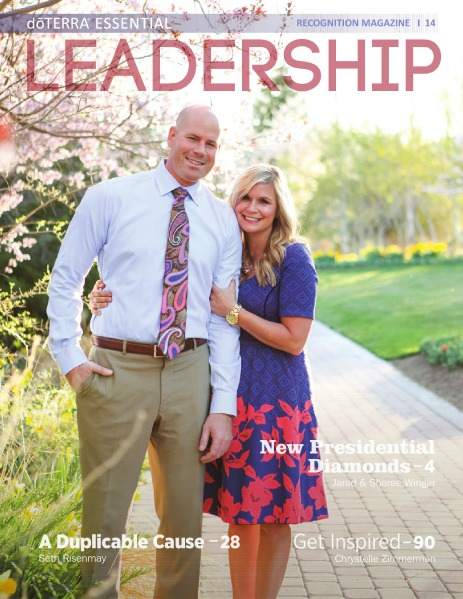 Magazines doTERRA Leadership Magazine Issue 14