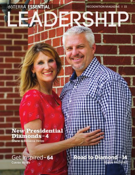 Magazines doTERRA Leadership Magazine Issue 15