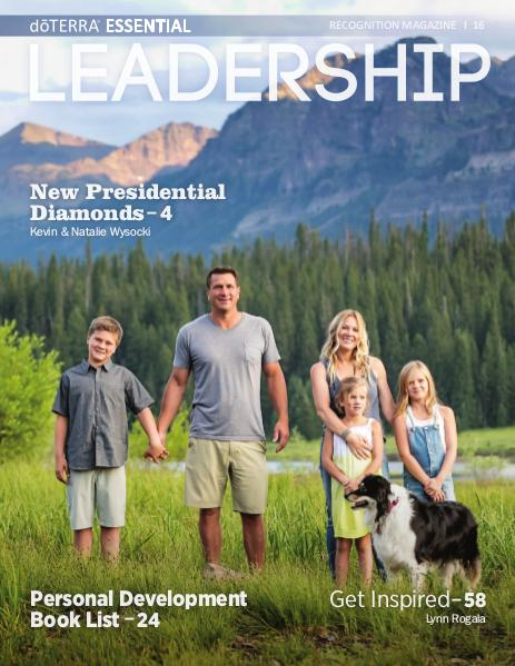 Magazines doTERRA Leadership Magazine Issue 16
