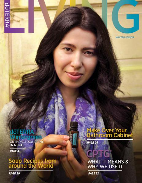 Living Magazine Winter Living Magazine 2015/2016