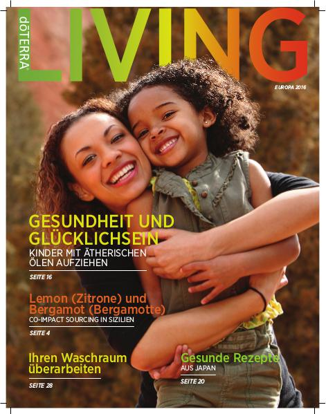 Living Magazine German Living Magazine 2016
