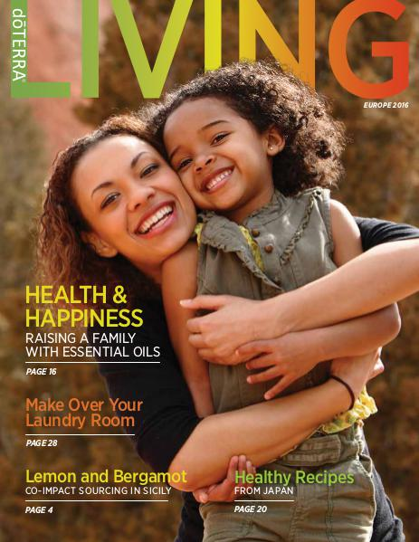 Living Magazine English Living Magazine 2016