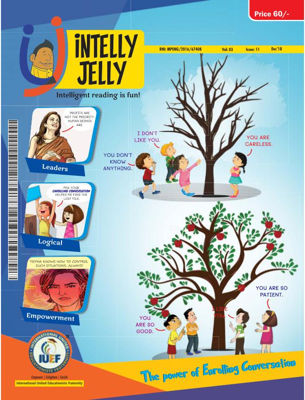 iNTELLYJELLY iNTELLYJELLY_Dec'18 Issue
