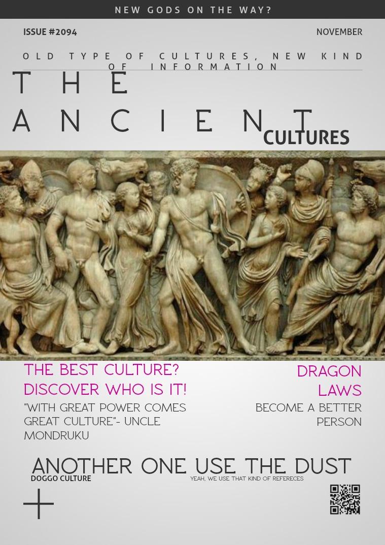 Ancient Cultures Magazine Ancient Cultures Magazine