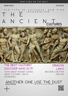 Ancient Cultures Magazine