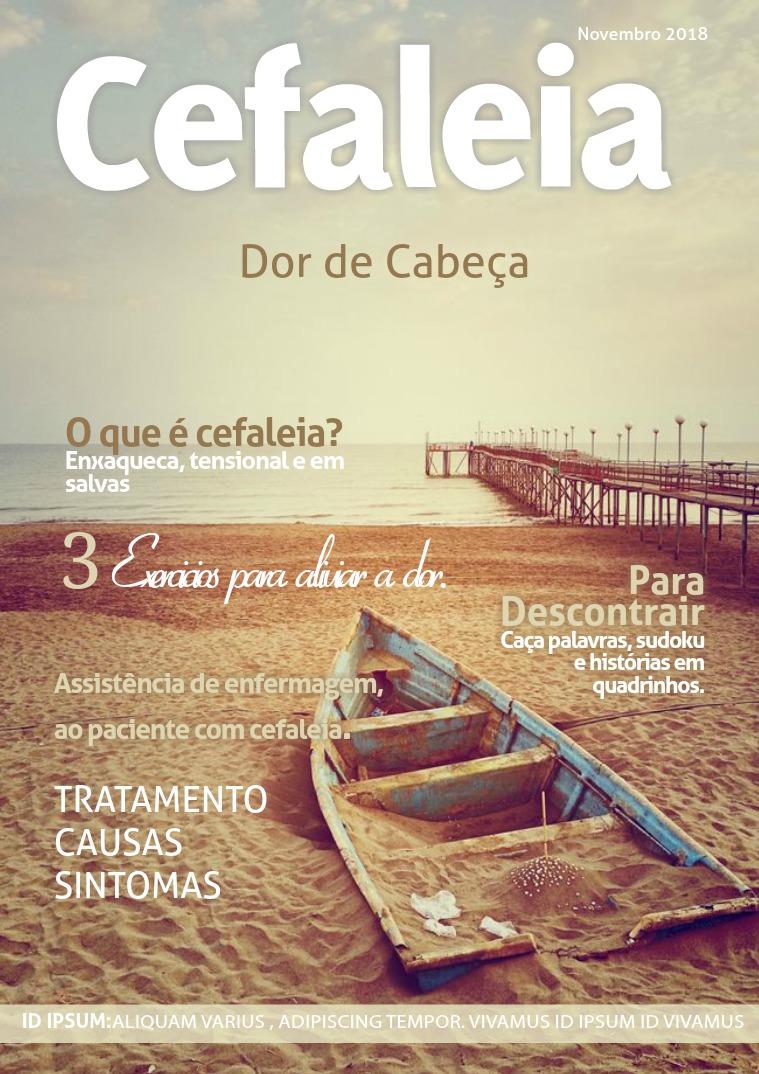 Projeto Cefaleia Projeto Cefaleia