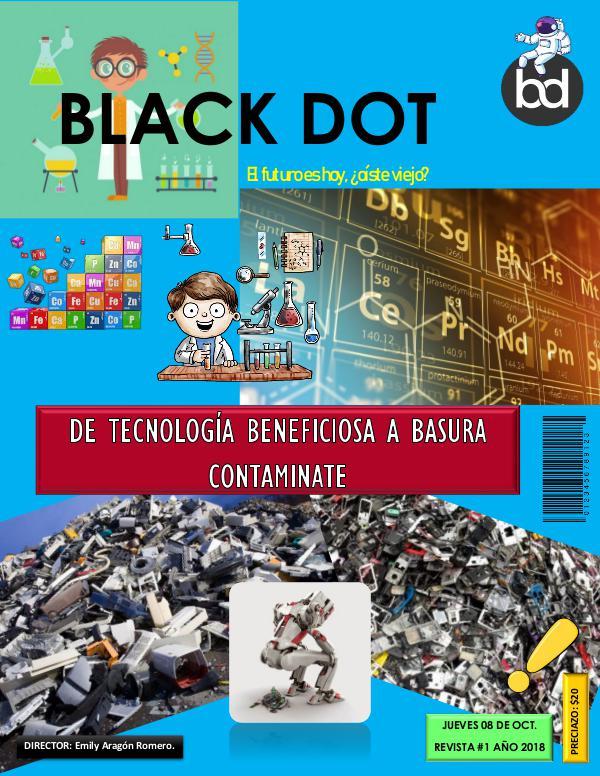 BLACK DOT BLACK DOT