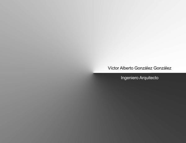 Portafolio Víctor González Portafolio