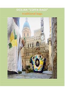 "SICILIAN ""COFFA BAGS"" traditional bags"