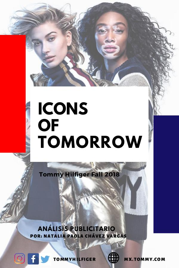 TOMMY ICONS   ANAPUB TOMMY ICONS OF TOMORROW