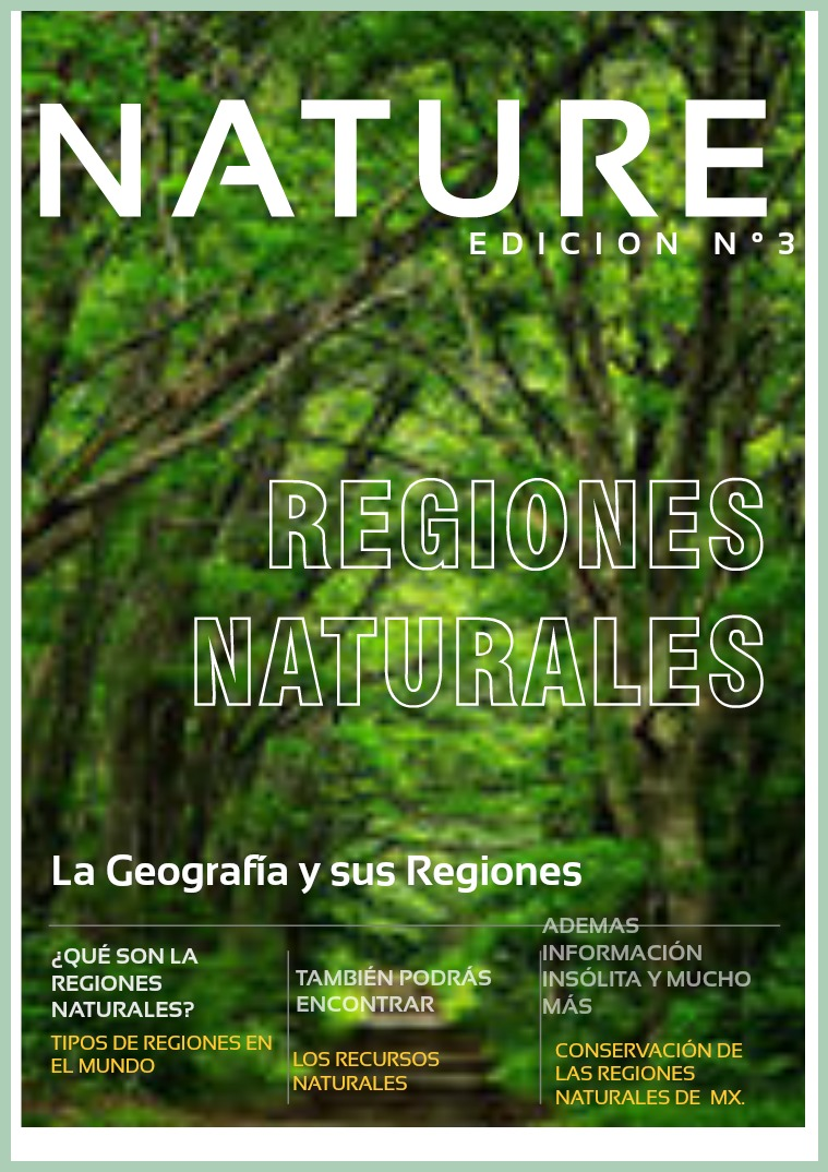 Nature 1º