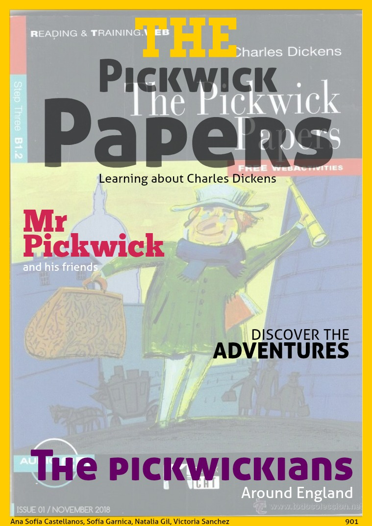 The pickwick papers 01