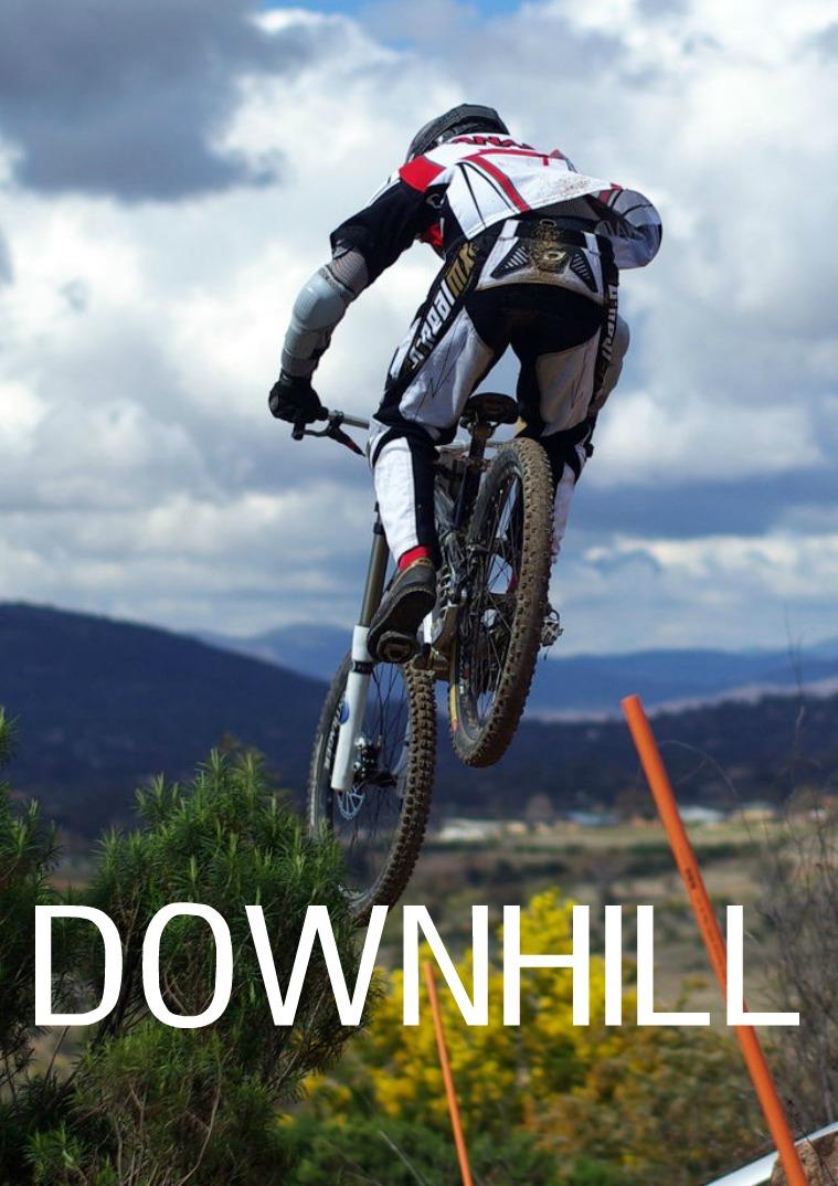 The Downhill Magazine 1