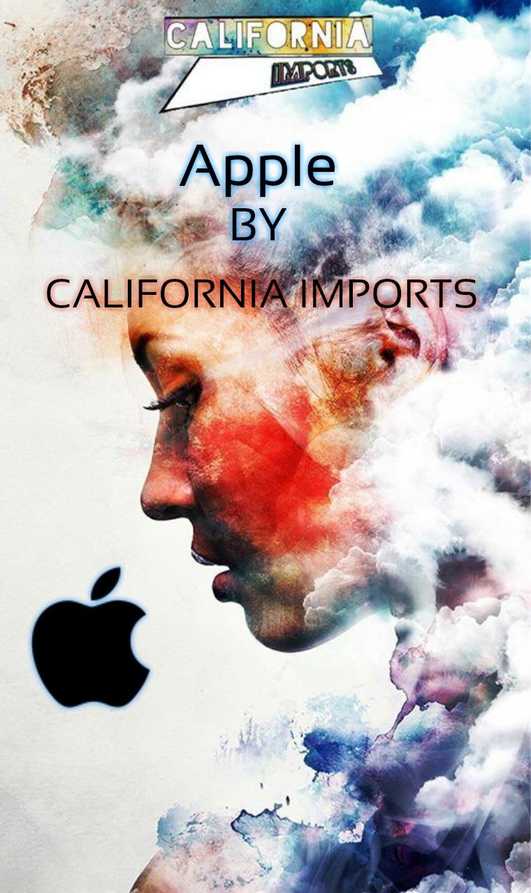California Imports Apple