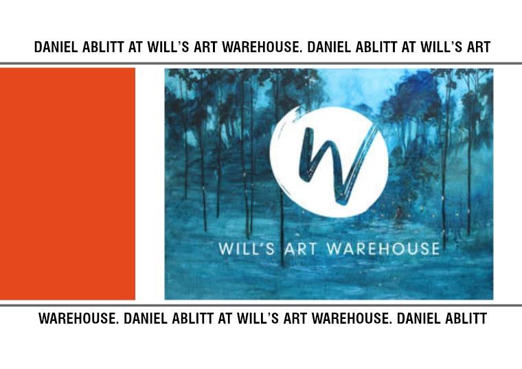JOURNEYS: A Daniel Ablitt Solo Exhibition 1