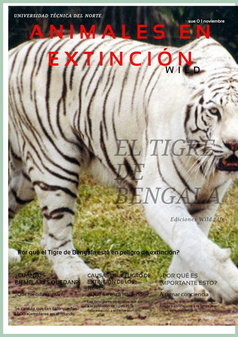Animales en extinción 1