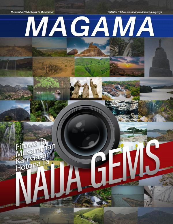Magama Nuwamba 2018 Fituwa Ta Musamman