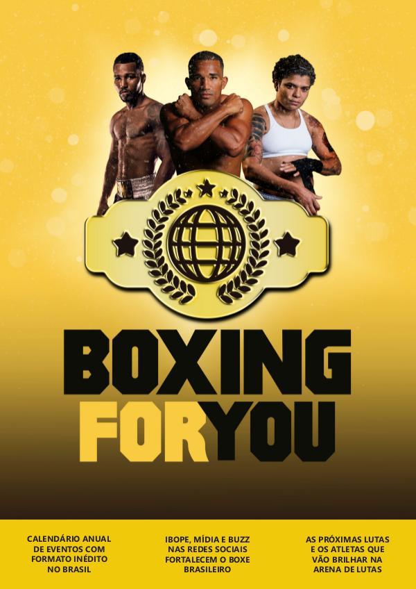 Boxing for You Midia Kit 2020