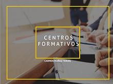 CENTROS FORMATIVOS