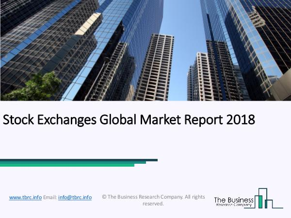 Semiconductor And Related Devices Global Market Report 2018 Stock Exchanges
