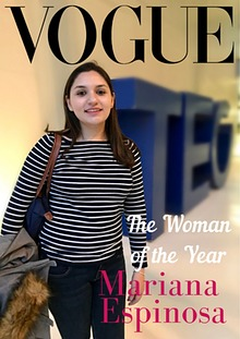 Vogue - The Woman of the Year - ME