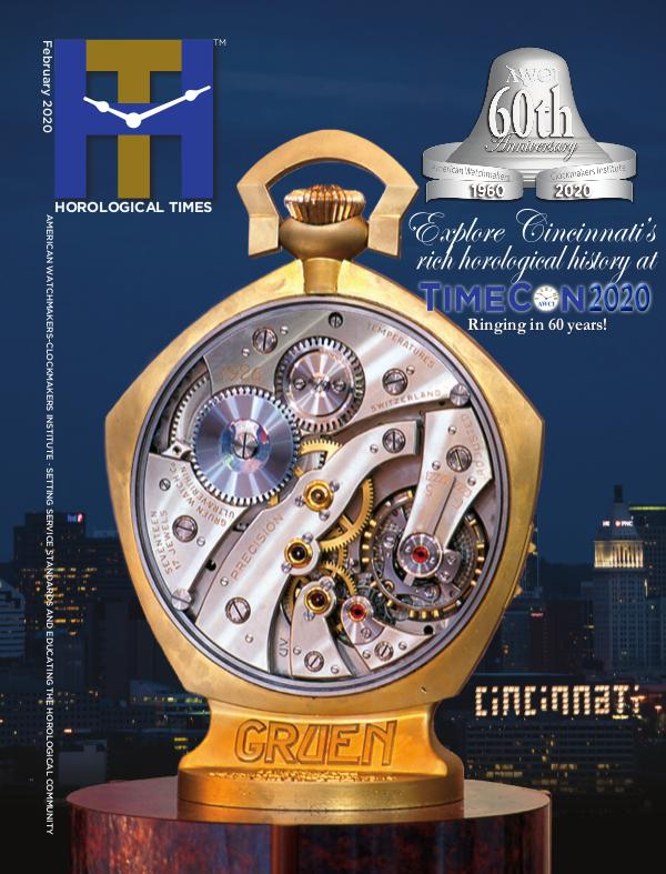 Horological Times February 2020
