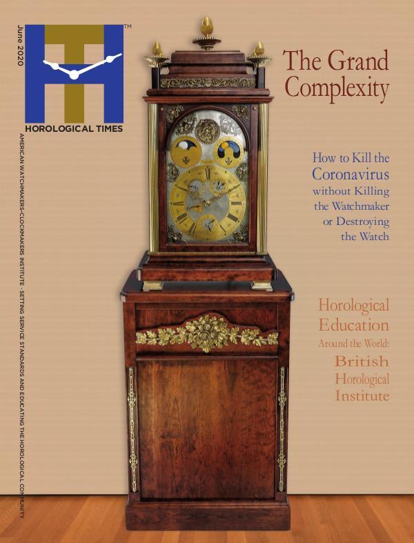Horological Times June 2020
