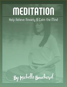 MEDITATION Help Relieve Anxiety & Calm the Mind