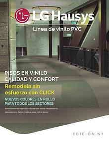 Revista LG HuasysFloors