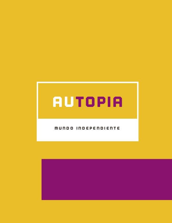 Revista AUTOPIA REVISTA AUTOPIA