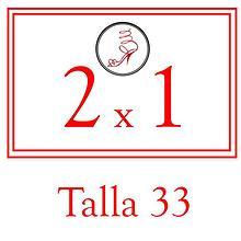 2 x 1 josefa 33
