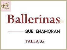 BALLERINAS 35