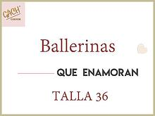 BALLERINAS 36