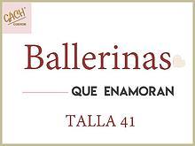 BALLERINAS 41