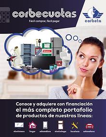 Catálogo Corbecuotas 2018