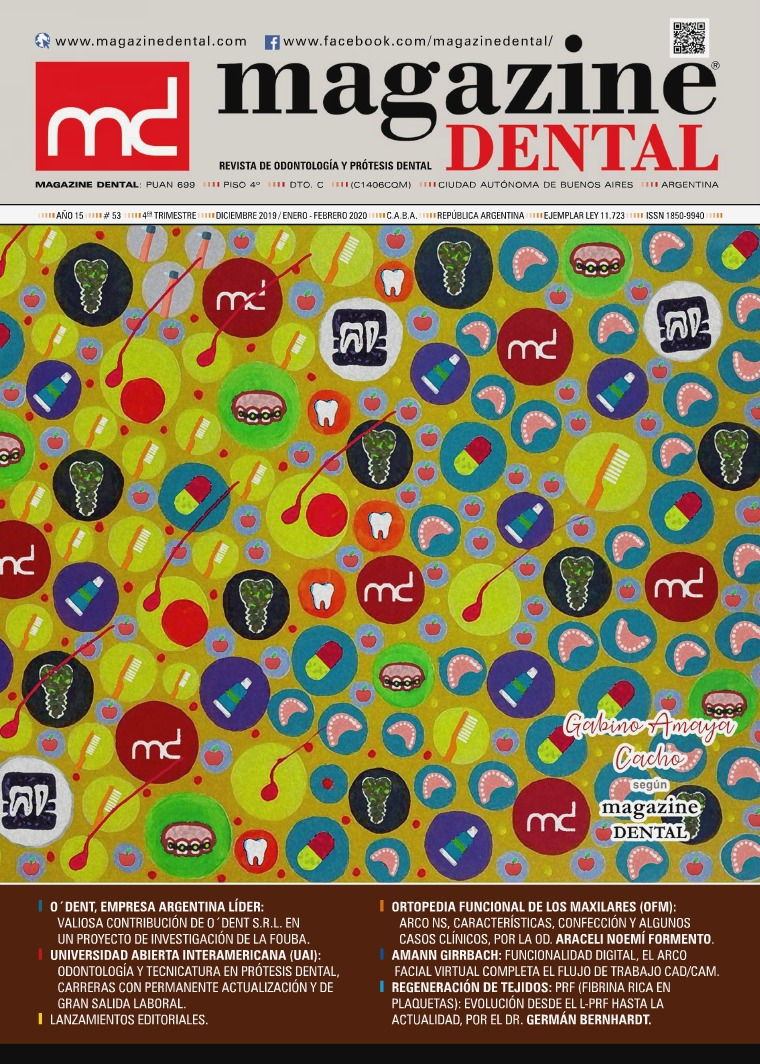 Edición 53 - Dic-2019 Ene-Feb 2020