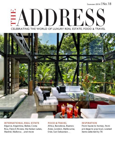 THE ADDRESS Magazine Summer 2014
