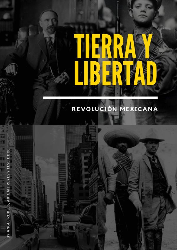 Mi primera revista revolución mexicana (1)