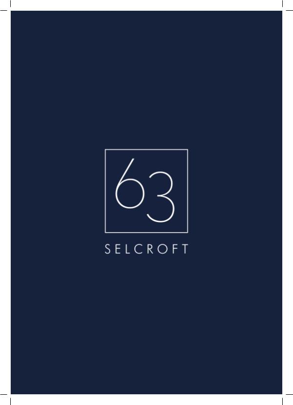 Selcroft Sales Book