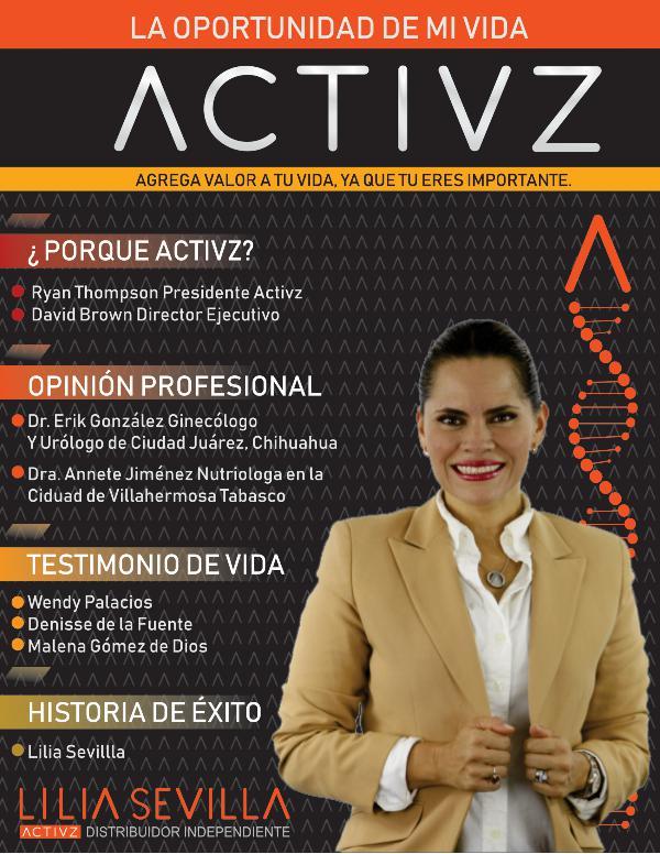 Revista Coach Lilia Sevilla REVISTA ONLINE