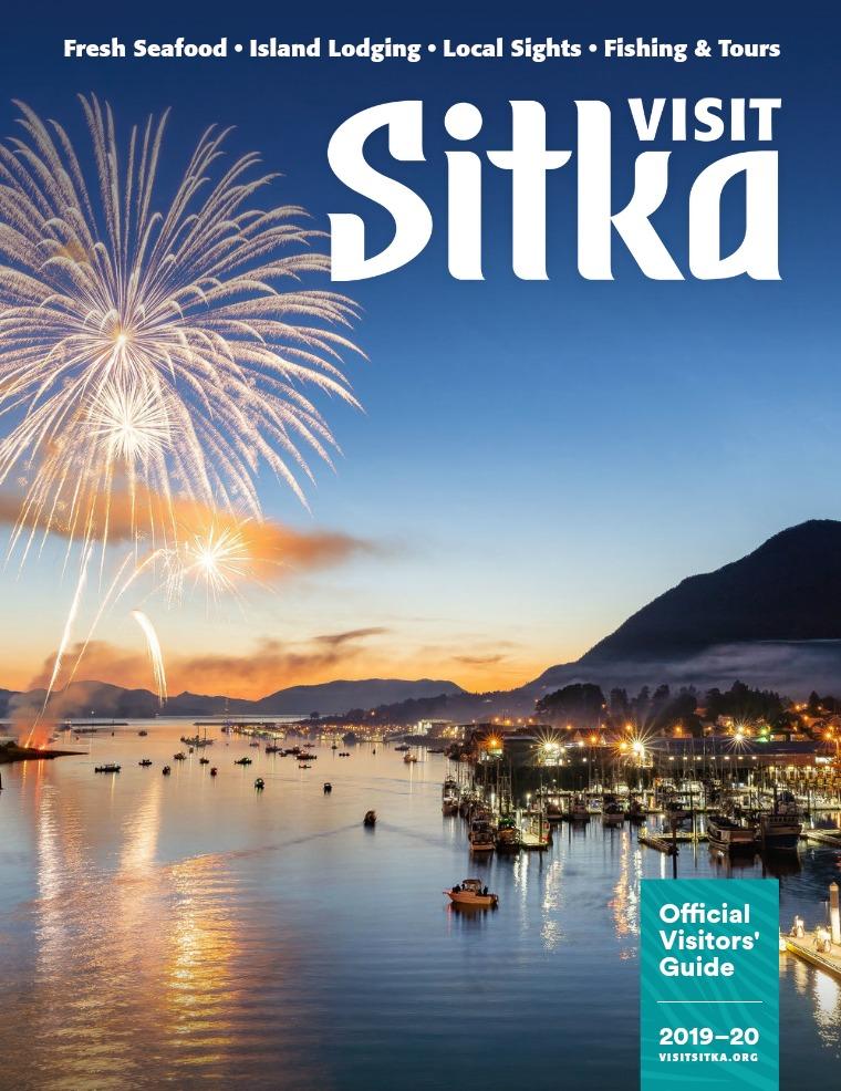 Visit Sitka Magazine 2019-20