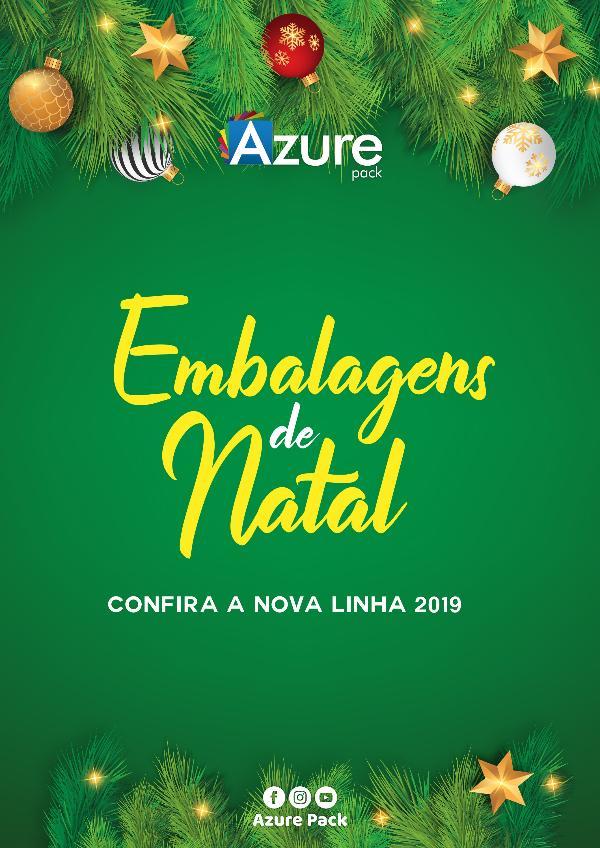 CATÁLOGO NATAL 2019